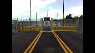 Afsco Fence Automated Security Gate.mp4