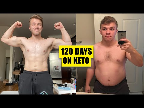 Trying The Keto Diet for 120 Days | BIG Transformation