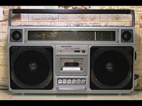 Super Sound 16000 UNIVERSUM CTR-2605 Ремонт и восстановление