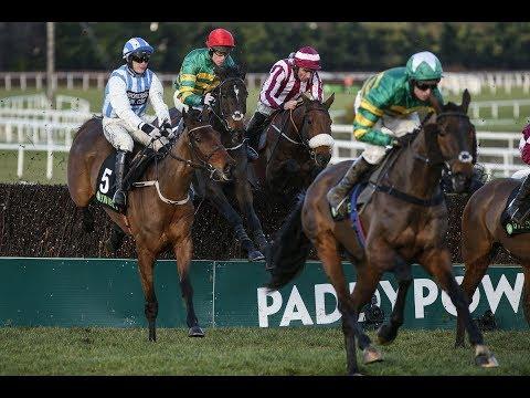 Amazing Horse Race! Edwulf - Irish Gold Cup (Dublin Racing Festival)