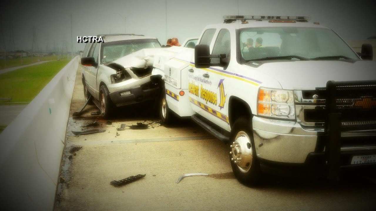 Family Survives Devastating Crash With Tow Truck (VIDEO)