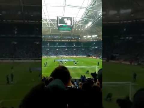 FC Schalke 04 vs RBL 1:1 Timo Werner ist ein Hurensohn