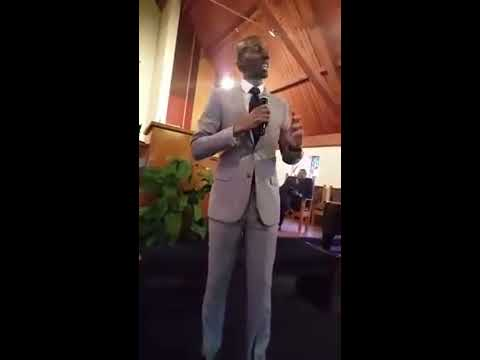 Terry D. Houston II at Assured Faith C.O.G.I.C. Pt. 3