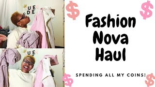 HUGE FASHION NOVA TRY ON HAUL | I SPENT $500