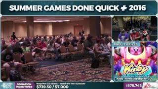Kirby's Dream Land race by Protomagicalgirl, TrUShade, eBloodyCandy in 11:51 - SGDQ 2016 - Part 148