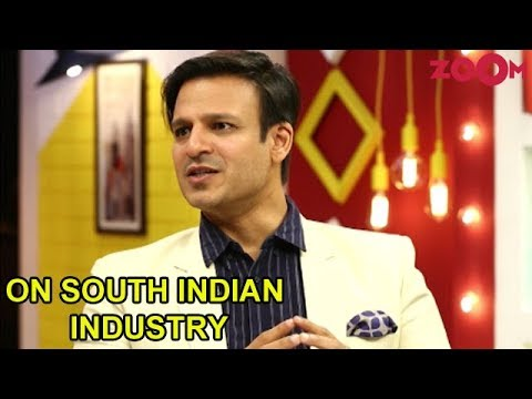 Vivek Oberoi talks about how the South Indian film industry is united | Exclusive Interview