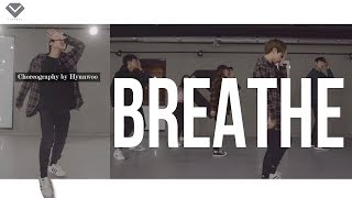Lauv - Breathe | Dance Choreography Hyunwoo | Choreography 1day class by LJ DANCE |