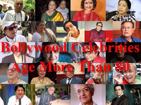 Bollywood Celebrities Age More Than 80