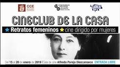 Arrancó ciclo de cine Retratos Femeninos Cine Dirigido por Mujeres  en la Cinemateca de la CCCE