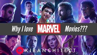 Why do I love MARVEL movies!! Kiranchitect 