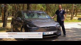 Tesla Model X 2016 - Prueba (test)   km77.com