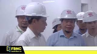 Chạy thử toàn tuyến đường sắt Cát Linh - Hà Đông | FBNC