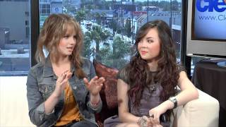 Debby Ryan & Anna Maria Perez de Tagle: Fashion Interview