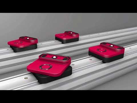 Vacuum CNC: vacuum pods for CNC machines