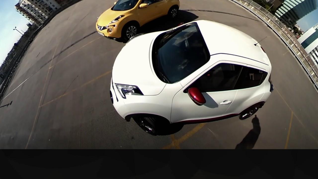 nissan juke features 360 degree 4k dashcam youtube. Black Bedroom Furniture Sets. Home Design Ideas