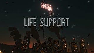 Le Support de la vie - Musique Officielle de la Vidéo avec les Paroles (Chanson Composée par l'IA)