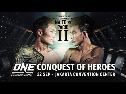 [Full Event] ONE Championship: CONQUEST OF HEROES Mp3