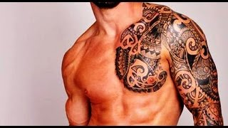 Amazing Tattoo Ideas for MEN - New Designs HD