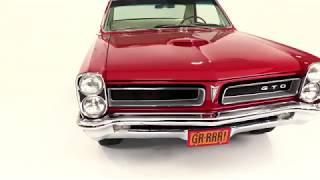 Win America's Original Muscle Car — the 1965 GTO