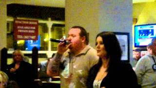 everybody wants a piece of me - Wayne Mc ft Jessica Wood - Live at Last Orders