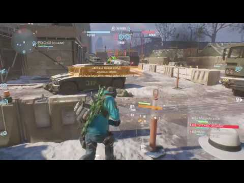 The Division Lag Stand 2