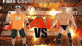 Wrestling Mpire 2014/2015 PC : John Cena vs Randy Orton ( Ruthless Aggression era )