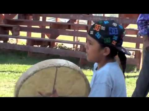 8 Year Old Round Dance Singer Aaron Potts