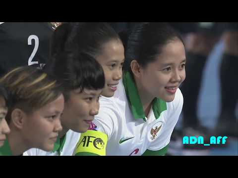 TIMNAS FUTSAL PUTRI INDONESIA Skill and Best Moment in AFC Womens Futsal Championship 2018