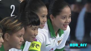 "TIMNAS FUTSAL PUTRI INDONESIA ""Skill and Best Moment in AFC Women's Futsal Championship 2018"""