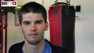 MACAULAY MCGOWAN; Moves to welterweight, ready to fight; with bonus impressions!