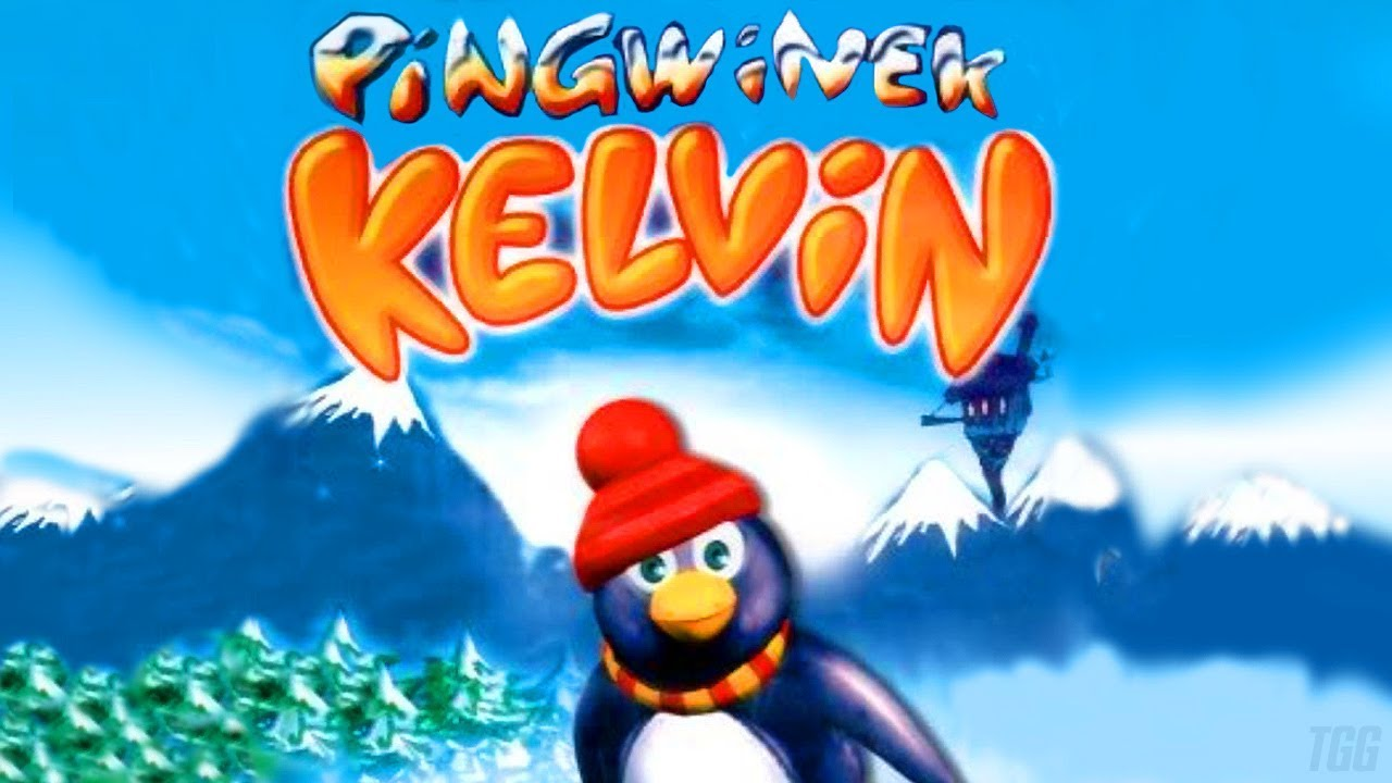 Penguin Kelvin (English Subtitles) – Full Game 1080p60 HD Playthrough – No Commentary