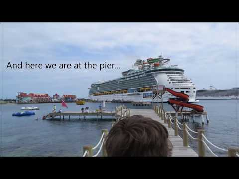 Royal Caribbean Cruise from Galveston Texas