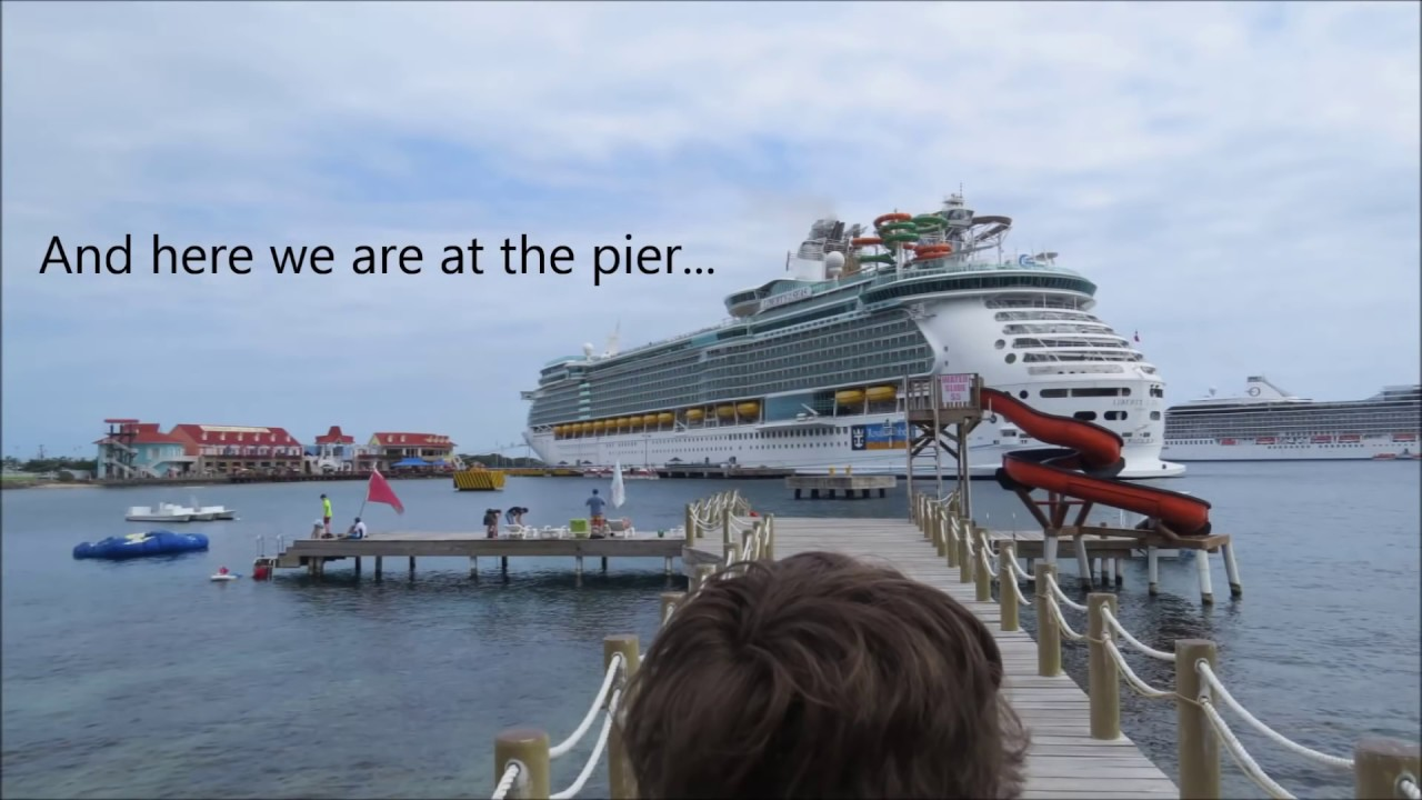 Royal Caribbean Cruise From Galveston Texas YouTube - Cruises out of galveston texas