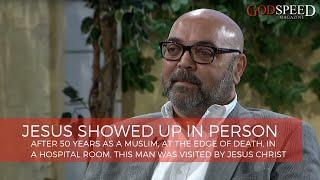 Muslim Encounters Jesus Christ on Hospital Bed