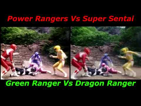 Power Rangers Vs Super Sentai