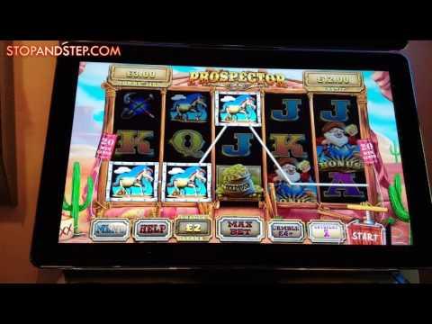 Prospector Slot Machine - £2 Spins £500 Jackpot Slot