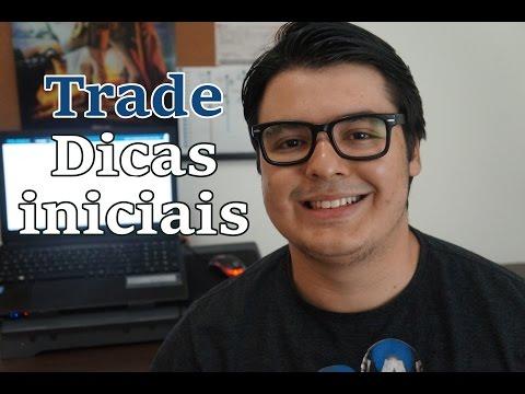 Trade - Dicas para iniciar