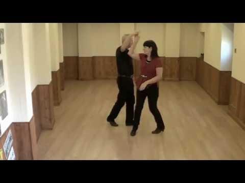 A SLOW DANCE  ( Western Partner Dance )