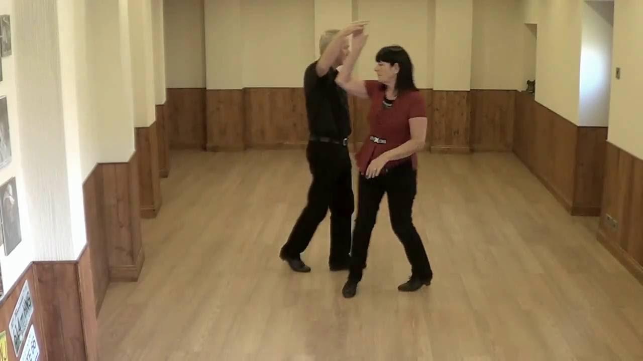 A Slow Dance Western Partner Dance Youtube