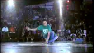 Ronnie vs. Mouse @ Red Bull BC One 2006