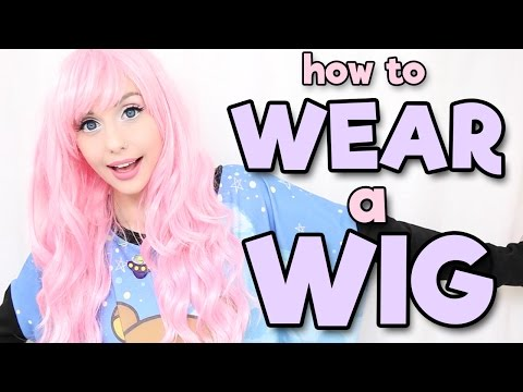 HOW TO WEAR A WIG | Alexa's Wig Series #1