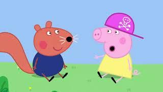 Свинка Пеппа | Пиратский праздник Денни 🎡 карнавал | HD | Мультики