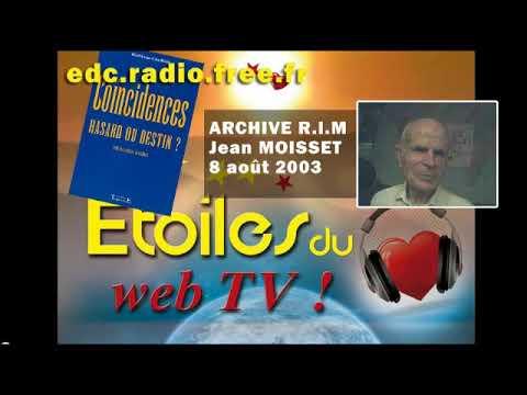 Jean MOISSET | Les synchronicités | Archive RIM
