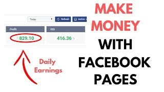 How To Make Money With Facebook Page - Monetize Your Content Fast