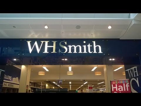 WHSmith An Unnecessary Journey