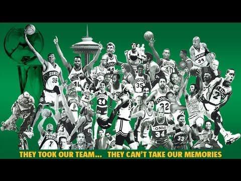 Bring Back Our Seattle SuperSonics [Sonicsgate Bonus #14]