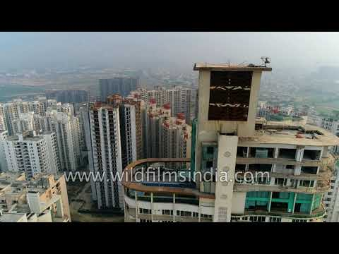 New India goes vertical: residential and commercial mixed developments in NOIDA Delhi NCR