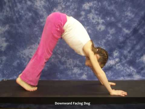 Kids Yoga Sun Salutation