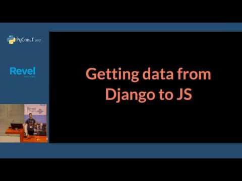 [PyConLT'17] Rivo Laks: Django and React in Modern Web Apps