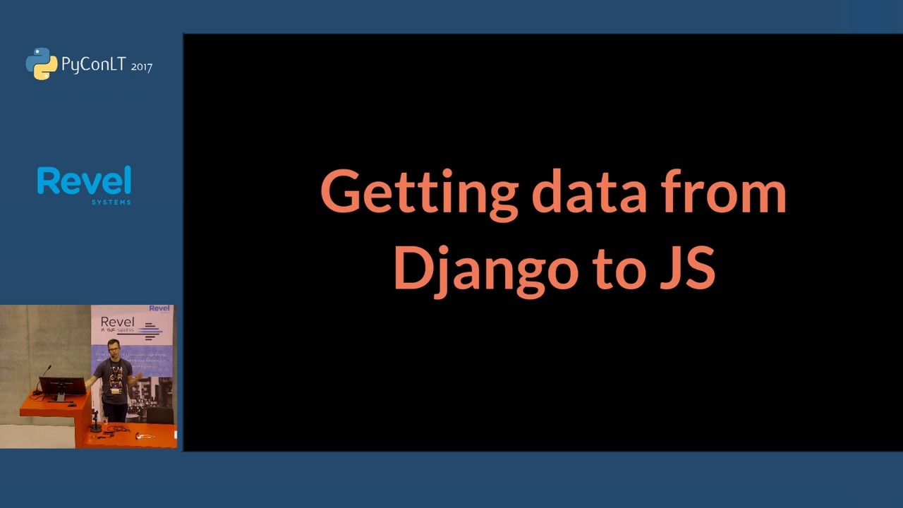 Image from Django and React in Modern Web Apps